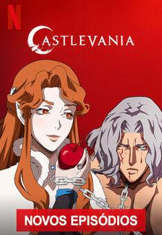 Todas as Temporadas Completas – Castlevania