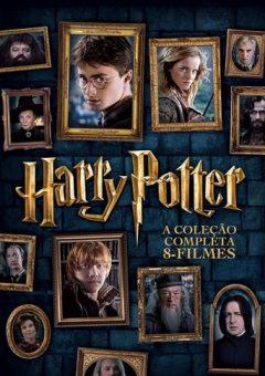 Coleção Completa – Harry Potter