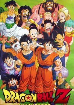 Todas as Temporadas Completas – Dragon Ball Z