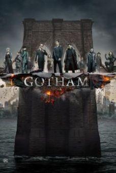 Gotham 4ª Temporada Completa