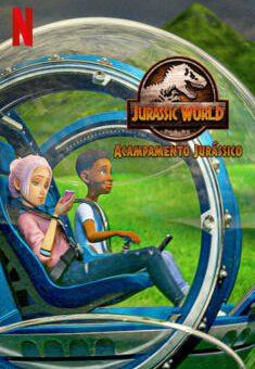 Jurassic World: Acampamento Jurássico 1ª Temporada Completa