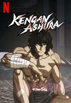 Kengan Ashura 1ª e 2ª Temporada Comleta