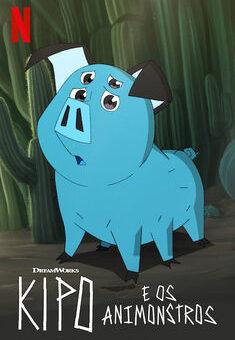 Kipo e os Animonstros 1ª Temporada Completa