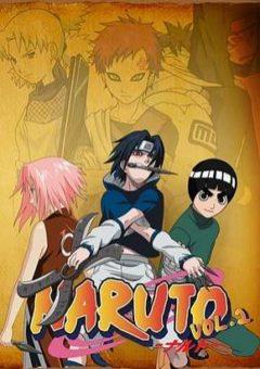 Naruto Clássico – 2ª Temporada Completa