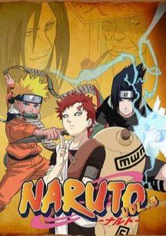 Naruto Clássico – 3ª Temporada Completa