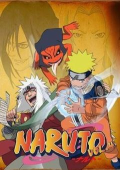 Naruto Clássico – 4ª Temporada Completa
