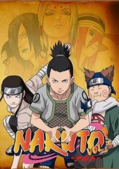 Naruto Clássico – 5ª Temporada Completa