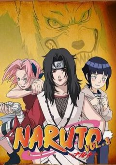 Naruto Clássico – 8ª Temporada Completa