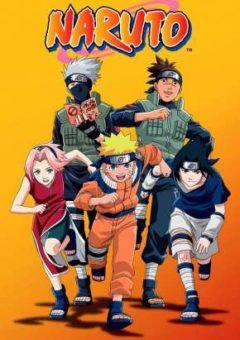 Naruto Clássico – 9ª Temporada Completa