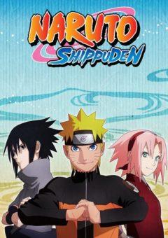 Naruto Shippuden Todas as Temporadas