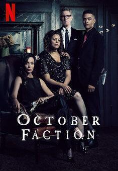 October Faction 1ª Temporada Completa