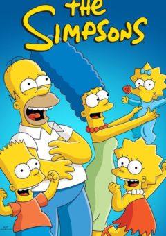 Os Simpsons 29ª Temporada Completa