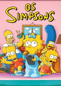 Os Simpsons 31ª Temporada Completa
