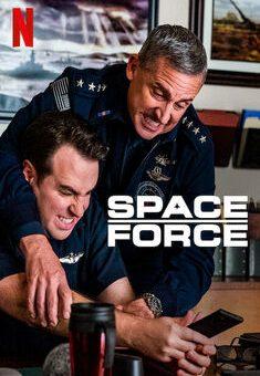 Space Force 1ª Temporada Completa
