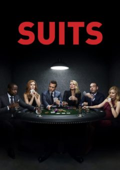 Suits 8ª Temporada Completa