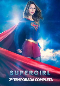 Supergirl 2ª Temporada Completa