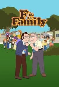 Todas as Temporadas Completas – F is for Family
