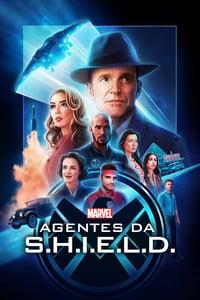 Todas as Temporadas Completas – Agentes da S.H.I.E.L.D. da Marvel