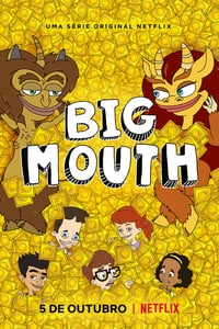 Todas as Temporadas Completas – Big Mouth