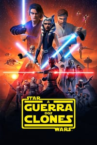 Todas as Temporadas Completas – Star Wars: A Guerra dos Clones