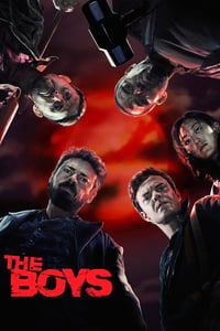 Todas as Temporadas Completas – The Boys