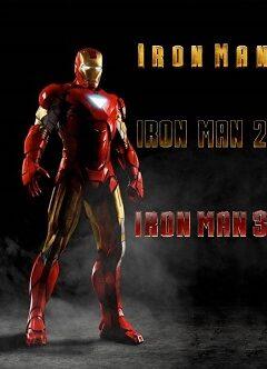 Triologia Homem de Ferro