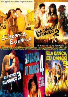 Coleção Completa Ela Dança, Eu Danço