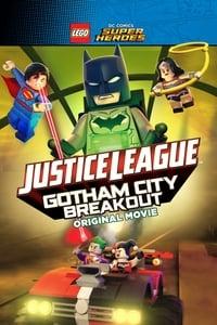 LEGO Liga da Justiça – Fuga em Massa em Gotham City