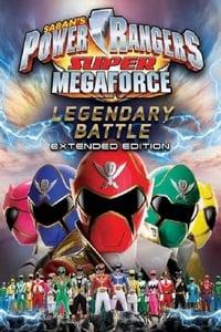 Power Rangers Super Megaforce – A Batalha Lendária