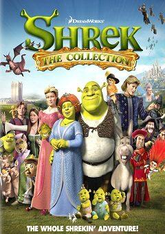 Coleção Completa Shrek