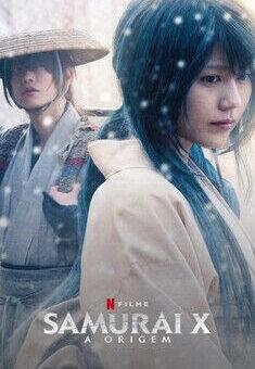 Samurai X: A Origem